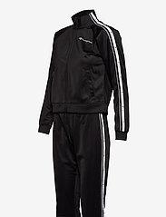 Champion - Full Zip Suit - trainingspakken - black beauty - 4