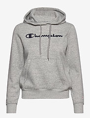 Champion - Hooded Sweatshirt - hupparit - new oxford grey melange - 0