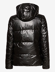 Champion - Hooded Polyfilled Jacket - trainingsjacken - black beauty - 2
