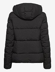 Champion - Hooded Polyfilled Jacket - trainingsjacken - black beauty - 2