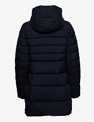 Champion - Hooded Polyfilled Jacket - parkas - sky captain - 2