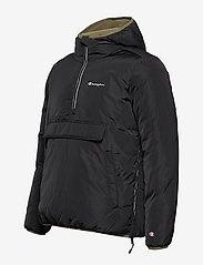 Champion - Hooded Jacket - anoraki - black beauty - 6