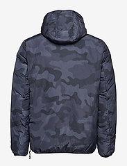 Champion - Hooded Jacket - anoraki - black iris al (bli) - 5