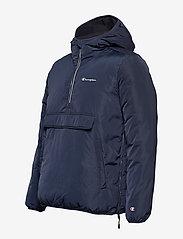 Champion - Hooded Jacket - anoraki - sky captain - 6