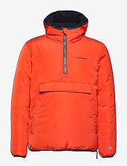 Champion - Hooded Jacket - anoraki - tangerine tango - 1