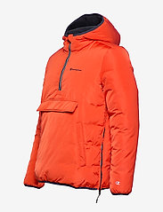 Champion - Hooded Jacket - anoraki - tangerine tango - 6