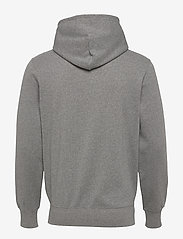 Champion - Hooded Sweatshirt - hoodies - graphite grey melange jasp - 1
