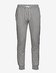 Champion - Rib Cuff Pants - treenihousut - graphite grey melange jasp - 0