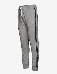 Champion - Rib Cuff Pants - treenihousut - graphite grey melange jasp - 2