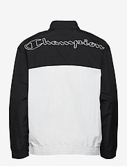 Champion - Full Zip Sweatshirt - vestes de sport - black beauty - 1