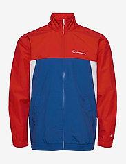 Champion - Full Zip Sweatshirt - athleisure jackets - high risk red - 1