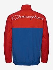 Champion - Full Zip Sweatshirt - athleisurejacken - high risk red - 2
