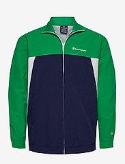 Champion - Full Zip Sweatshirt - athleisure-takit - jelly bean - 0