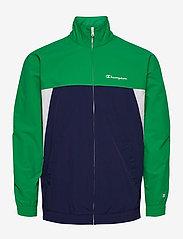 Champion - Full Zip Sweatshirt - athleisure-takit - jelly bean - 1