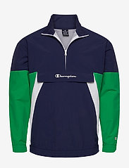 Champion - Half Zip Sweatshirt - anoraks - medieval blue a - 0