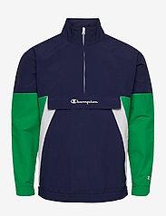 Champion - Half Zip Sweatshirt - anoraks - medieval blue a - 1