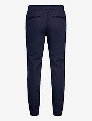 Champion - Elastic Cuff Pants - treenihousut - navy blazer - 1