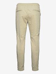 Champion - Elastic Cuff Pants - treenihousut - white pepper - 1