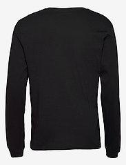 Champion - Crewneck Long Sleeve T-Shirt - langarmshirts - black beauty - 1