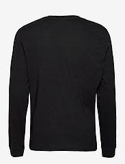 Champion - Long Sleeve Crewneck T-Shirt - langarmshirts - black beauty - 1