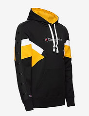 Champion - Hooded Sweatshirt - hoodies - black beauty - 3