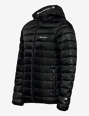 Champion - Hooded Jacket - vestes de sport - black beauty  al (nbk) - 3