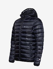 Champion - Hooded Jacket - athleisure-takit - sky captain al (nny) - 3