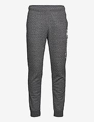 Champion - Rib Cuff Pants - treenihousut - gray melange dark - 0
