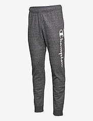 Champion - Rib Cuff Pants - treenihousut - gray melange dark - 2