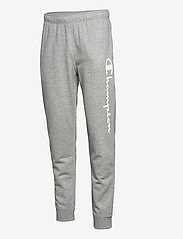 Champion - Rib Cuff Pants - treenihousut - gray melange light - 2