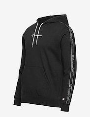 Champion - Hooded Sweatshirt - basic sweatshirts - black beauty - 3