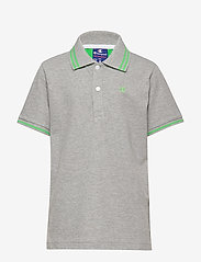 Champion - Polo - poloshirts - oxford grey - 0