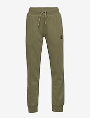 Champion - Rib Cuff Pants - verryttelyhousut - winter moss - 0