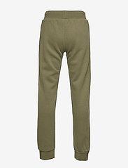 Champion - Rib Cuff Pants - verryttelyhousut - winter moss - 1
