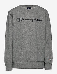 Champion - Crewneck Sweatshirt - sweatshirts - graphite grey melange jasp - 0