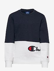 Champion - Crewneck Sweatshirt - sweatshirts - navy blazer - 0