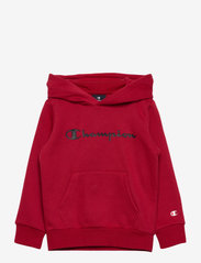 Champion - Hooded Sweatshirt - kapuzenpullover - rio red - 0
