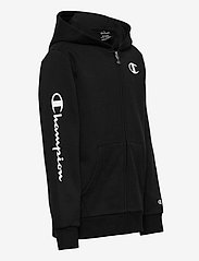 Champion - Hooded Full Zip Sweatshirt - kapuzenpullover - black beauty - 2
