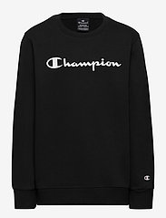 Champion - Crewneck Sweatshirt - sweatshirts - black beauty - 0
