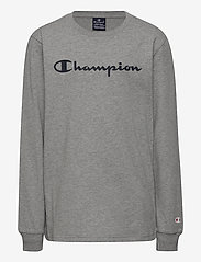 Champion - Long Sleeve T-Shirt - sweatshirts - gray melange light - 0