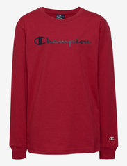 Champion - Long Sleeve T-Shirt - sweatshirts - rio red - 0