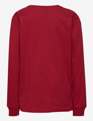 Champion - Long Sleeve T-Shirt - sweatshirts - rio red - 1