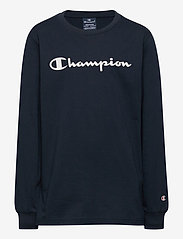 Champion - Long Sleeve T-Shirt - sweatshirts - sky captain - 0