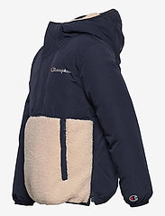 Champion - Hooded Jacket - fleecetøj - navy blazer - 2