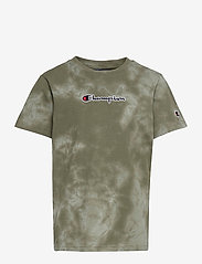 Champion - Crewneck T-Shirt - short-sleeved t-shirts - deep lichen - 0