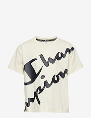 Champion - Crewneck Top - long-sleeved t-shirts - white asparagus - 0