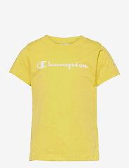 Champion - Crewneck T-Shirt - short-sleeved - aurora - 0