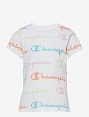 Crewneck T-Shirt - WHITE AL (WHT)