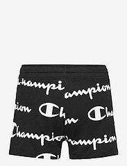 Champion - Shorts - sport shorts - black beauty  al (nbk) - 1