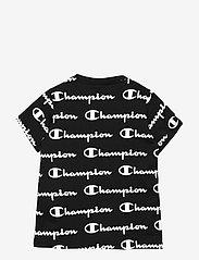 Champion - Crewneck T-Shirt - short-sleeved - black beauty  al (nbk) - 1